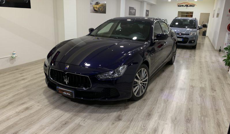 Maserati Ghibli Granlusso pieno
