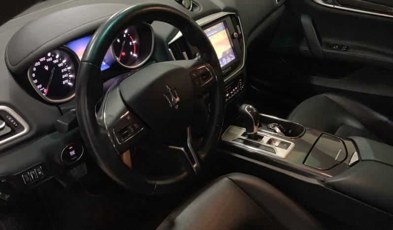 Maserati Ghibli Granlusso full
