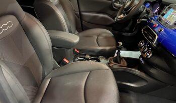 Fiat 500X 1.6 MultiJet 120CV CITY CROSS BILED,NAVI, KM0 pieno