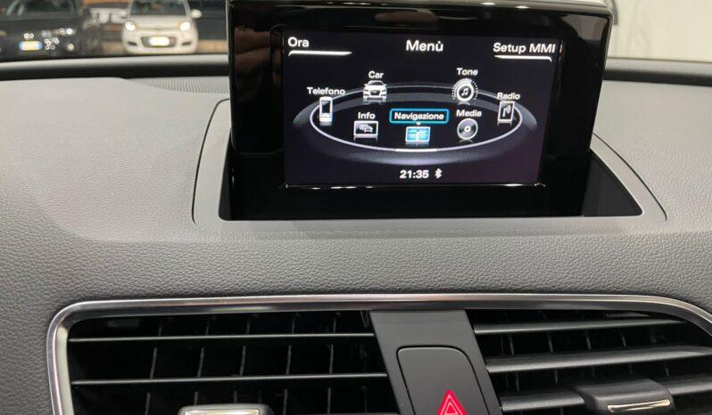 AUDI Q3 2.0TDI Quattro 150CV S-TRONIC BUSINESS pieno